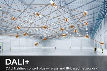 DALI+ looks to extend choice and flexibility in connected lighting