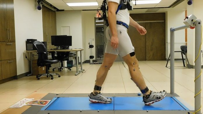 Unique Technology Gives Humans a Leg Up on Walking