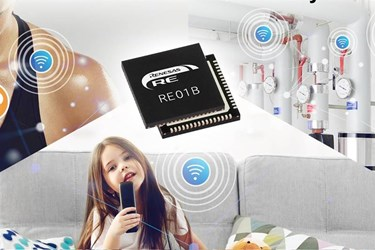 Renesas adds Bluetooth 5.0 to ultra-low power RE family